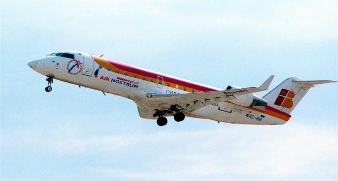 Air Nostrum recupera este verano la ruta que conecta Valencia con Vigo