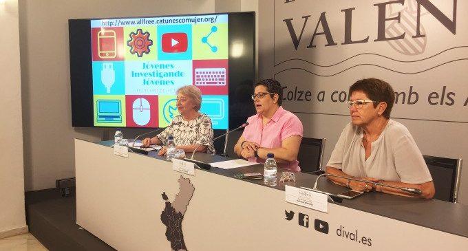 La Diputació impulsa la app 'All Free' per a lluitar contra la violència digital entre joves