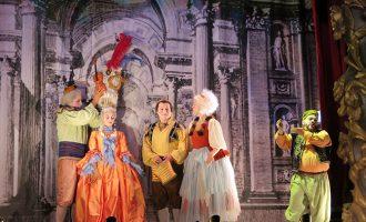 """""""Les Arts Volant"""" acaba la seua gira en L'Olleria, Gilet y Carlet"""