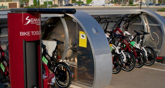 Arranca un servici de lloguer de bicicletes elèctriques al Port