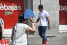 Alerta taronja per calor en més de 100 municipis valencians davant la previsió de màximes de fins a 39 graus