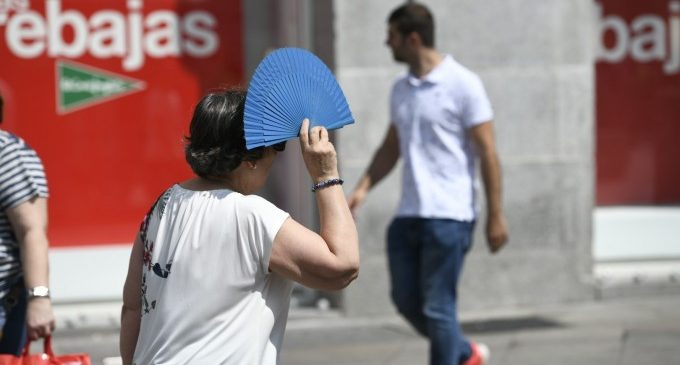 Activada l'alerta per calor alta en zones de 12 comarques de la Comunitat Valenciana