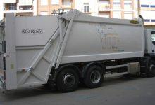 Llíria reforça el servici de replega de residus durant la temporada estiuenca