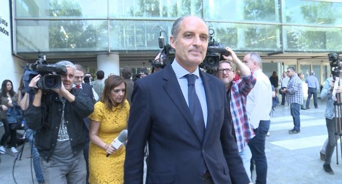 Anticorrupció demana imputar a Camps pels contractes de la Generalitat amb les empreses de Gürtel