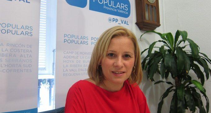 """Contelles (PP) diu que els empleats de Divalterra """"no són culpables de la presumpta corrupció de PSPV i Compromís"""""""