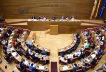La comissió d'investigació en les Corts sobre Crespo Gomar i el finançament de PSPV i Bloc arrancarà el 28 de setembre