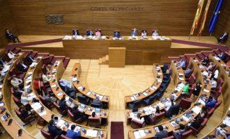 Les Corts acorden una delegació de 15 membres per a defendre la reforma de l'Estatut en el Congrés