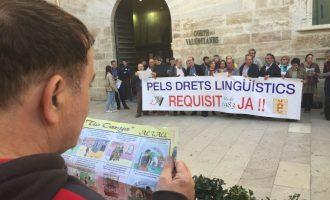 Escola Valenciana defensa la capacitació en valencià a les Corts i en tots els àmbits