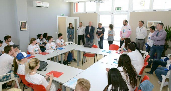 Paiporta acull la primera jornada de difusió dels projectes europeus Erasmus+