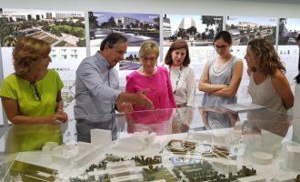 El futuro Espai Sanitari Campanar se pone en manos del proyecto de Ignacio Carbonell