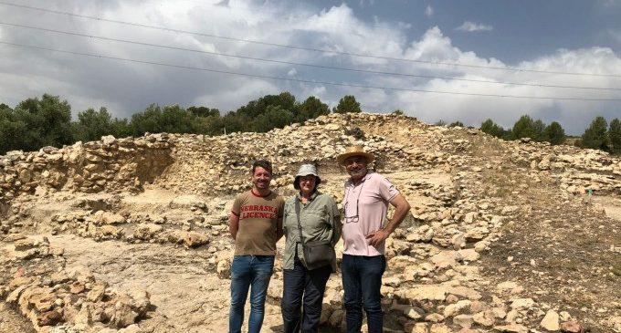 L'Altet del Palau, un interessant jaciment en excavació a la Font de la Figuera