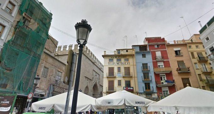 S'inicia el procés per a consolidar els edificis de la plaça Doctor Collado
