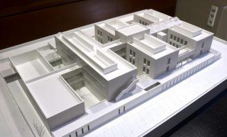 Es coneix la maqueta del nou centre de salut de Catarroja