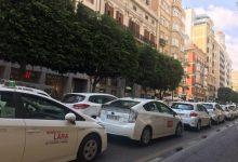 """Taxistes valencians continuaran amb la vaga en considerar les propostes de Foment """"poc fermes"""""""