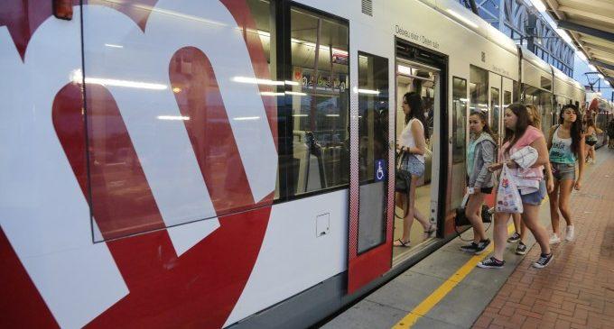 Metrovalencia amplía el servicio de noche para la Gran Nit de Juliol