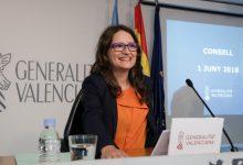 Mónica Oltra participarà en la Trobada Ciutadana d'aquest dilluns a Paiporta