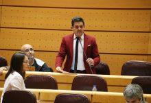 Mulet (Compromís) promou la meitat de les iniciatives de senadors valencians en els primers 300 dies de legislatura