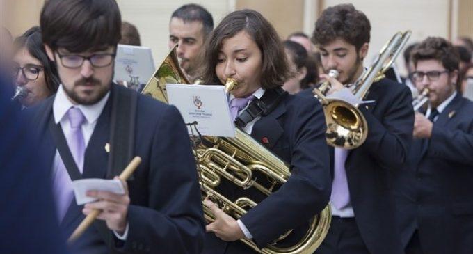 500 músics interpretaran 'Paquito el Chocolatero' a la plaça de la Verge