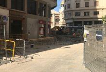 Grezzi assegura que les obres de plaça de Bruges no coincidiran amb les de la Reina