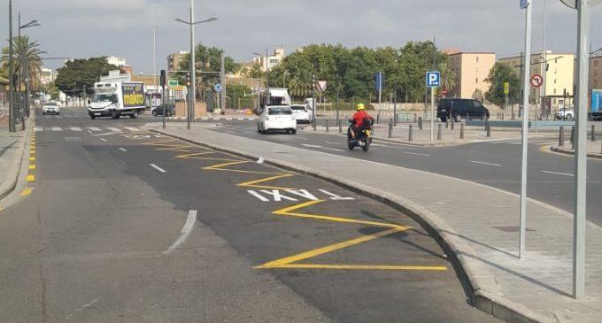 Millores en les parades de taxi de València