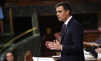 """Sánchez aposta per """"redissenyar"""" l'Impost de Societats perquè grans empreses tributen almenys al 15%"""