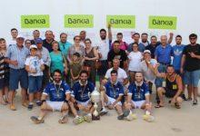 Piles rei de l'Autonòmic de raspall Trofeu Diputació de València