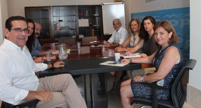 El PP demanarà l'execució provisional de la sentència del TSJCV sobre l'ús del valencià en l'administració