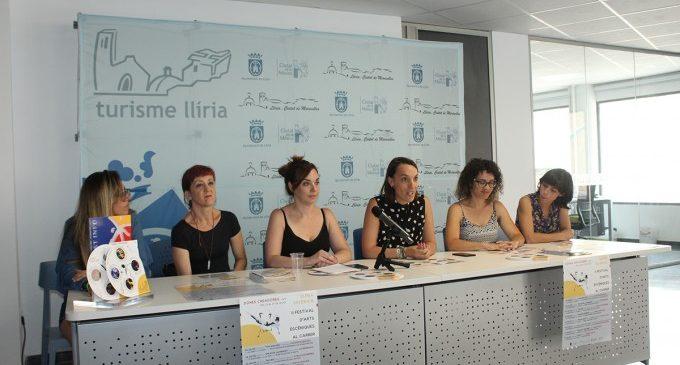 """Las mujeres creadoras protagonizan el II """"Llíria Escènica"""""""
