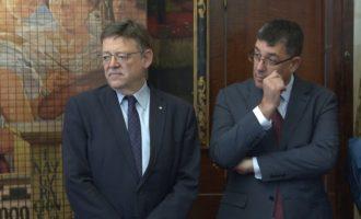 """Puig sobre el requisit en Corts: """"Els funcionaris han de poder servir als ciutadans expressant-se en la seua llengua"""""""