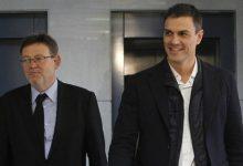 """Puig es reuneix el dimecres amb Sánchez per a traslladar-li """"les mateixes reclamacions que a Rajoy"""""""