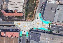 Una nova rotonda millorarà els accessos als polígons de la Pasqualeta i Alqueria de Mina de Paiporta
