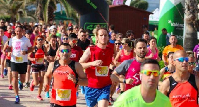 Córrer contra el càncer: 121 quilòmetres durant 24 hores