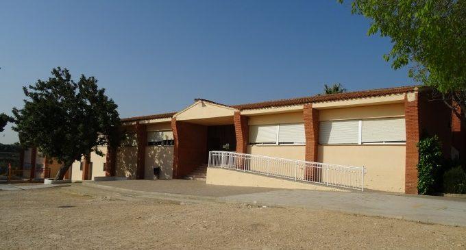 Picassent ratifica una inversió de 2,3 milions d'euros per al centre escolar Sant Ignasi de Loiola