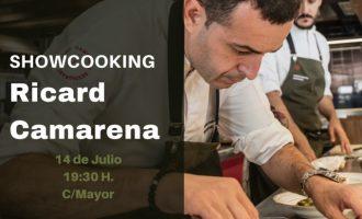 """El chef Ricard Camarena, en el programa """"Del Tros al Plat"""""""