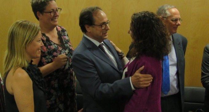 """Soler: """"El Govern augmenta el finançament de la Comunitat per a 2019 en 367 milions, enfront dels 80 de Rajoy"""""""