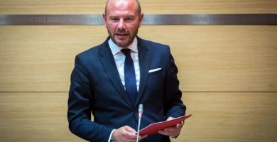 Toni Gaspar, el cervell financer de la Diputació de València