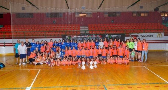 Mislata va acollir la sèptima edició del Trofeu d'Handbol Vila de Mislata