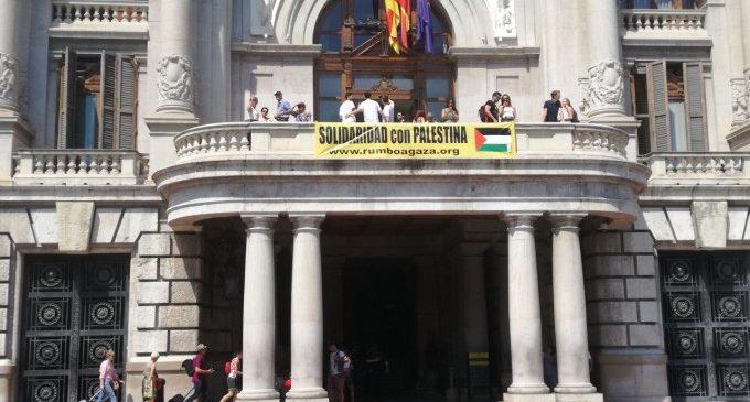 Israel deportarà també a l'activista valenciana detinguda en la Flotilla de la Llibertat