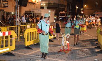 El carnaval de Rocafort 2018, todo un referente de l'Horta Nord