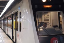 Ferrocarrils de la Generalitat col·labora amb Acnur en una campanya informativa