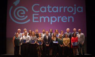 Catarroja galardonará las empresas de la localidad a la segunda edición de los Premios Emprén