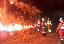 El 24% dels 277 incendis forestals de 2018 van ser intencionats
