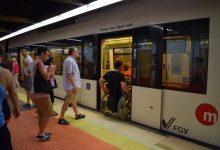 Arcadi España destaca que el transport públic evita 64 milions de viatges a l'any en vehicles privats en la Comunitat Valenciana
