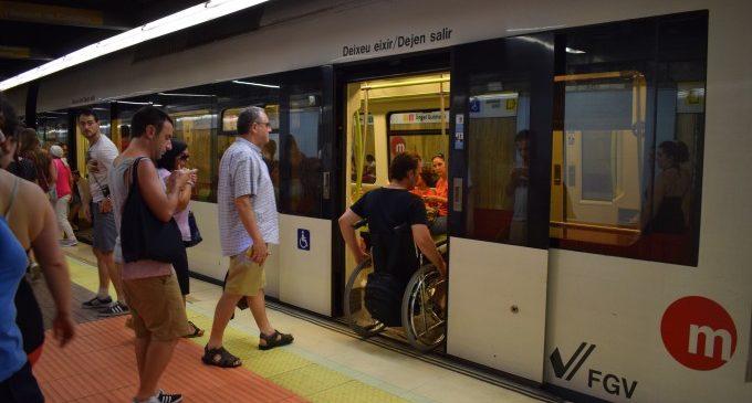 El servei nocturn de Metrovalencia arranca el 14 de desembre