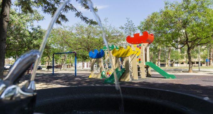 València invertirá un millón de euros para convertir en inclusivos y accesibles 40 parques infantiles