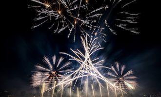 Más de 1.000 kilos de pólvora para el mayor piromusical de Europa