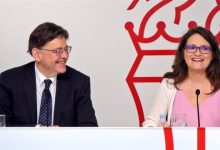 Puig i Oltra es reuneixen una setmana després de la polèmica per la comissaria de violència de gènere i el CPFF