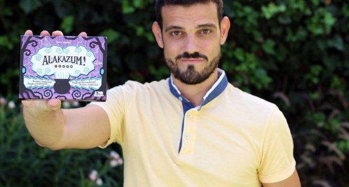Arriba Alakazum!, el nou joc del creador de La Fallera Calavera