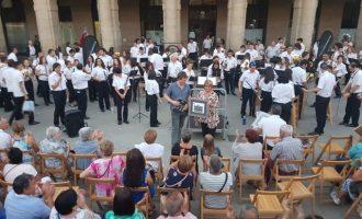 Benaguasil i Picassent exporten la música de banda valenciana amb el suport de l'àrea de Cultura de la Diputació