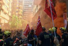 Los bomberos forestales se movilizarán este jueves